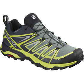 Salomon M's X Ultra 3 Shoes Lead/Graphite/Acid Lime